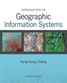 Book Introduction to Geographic Information Systems with Data Set CD-ROM by Kang-tsung Chang