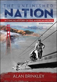 Book The Unfinished Nation with Connect Access Card by Alan Brinkley