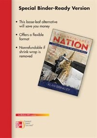 Book Looseleaf for Unfinished Nation: A Concise History, Vol II by Alan Brinkley