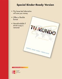 Book Looseleaf for Tu mundo by Magdalena Andrade