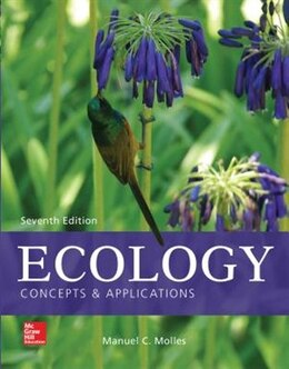 Book Ecology: Concepts and Applications by Manuel Molles