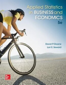 Book Applied Statistics in Business and Economics by David Doane