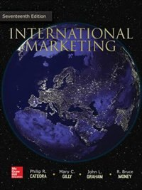 Book International Marketing by Philip Cateora