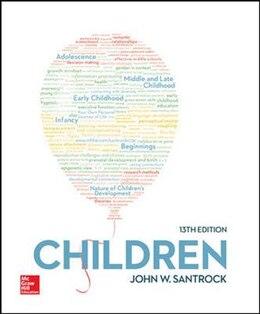 Book Children by John Santrock