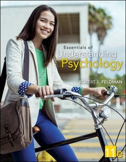Book Essentials of Understanding Psychology by Robert Feldman