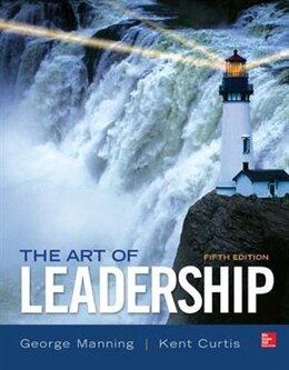 Book The Art of Leadership by George Manning
