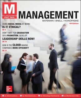 Book M: Management by Thomas Bateman