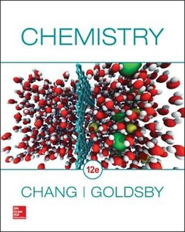 Book Chemistry by Raymond Chang