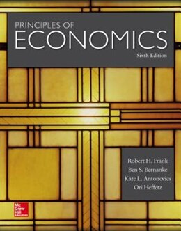 Book Principles of Economics by Robert Frank