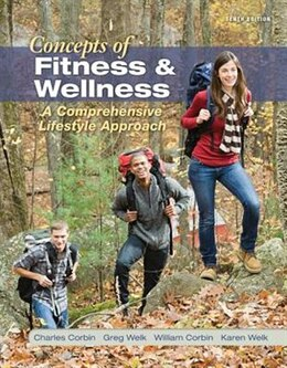 Book LL Concepts of Fitness And Wellness: A Comprehensive Lifestyle Approach by Charles Corbin