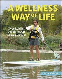 Book Loose Leaf A Wellness Way of Life by Gwen Robbins