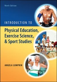 Book Introduction to Physical Education, Exercise Science, and Sport Studies by Angela Lumpkin