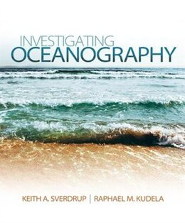 Book Investigating Oceanography by Keith Sverdrup