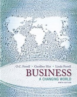 Book Business: A Changing World by O. C. Ferrell