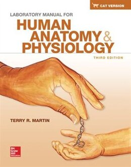 Book Laboratory Manual for Human Anatomy & Physiology Cat Version by Terry Martin