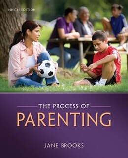 Book The Process of Parenting by Jane B. Brooks