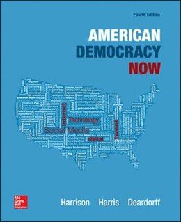 Book American Democracy Now by Brigid Harrison