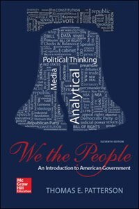 Book We The People by Thomas Patterson