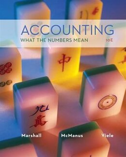 Book Accounting: What the Numbers Mean by David Marshall