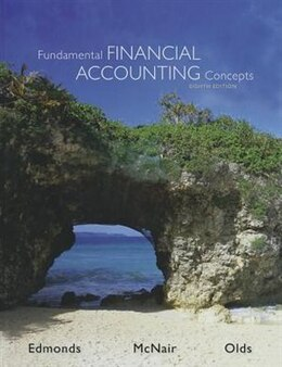 Book Fundamental Financial Accounting Concepts by Thomas Edmonds