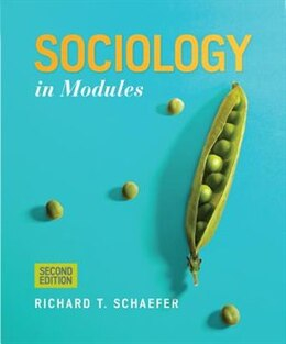 Book Sociology in Modules by Richard T. Schaefer