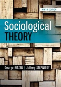 Book Sociological Theory by George Ritzer