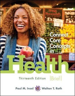 Book Connect Core Concepts in Health, Brief, Loose-Leaf Edition by Paul Insel