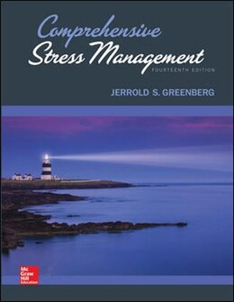 Book Comprehensive Stress Management by Jerrold Greenberg