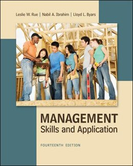 Book Management: Skills & Application by Leslie Rue