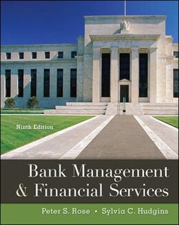 Book Bank Management & Financial Services by Peter Rose