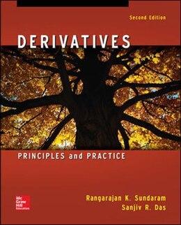 Book Derivatives by Rangarajan Sundaram