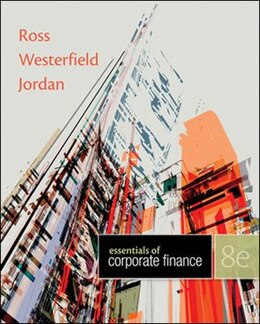 Book ESSENTIALS CORPORATE FINANCE by Stephen Ross