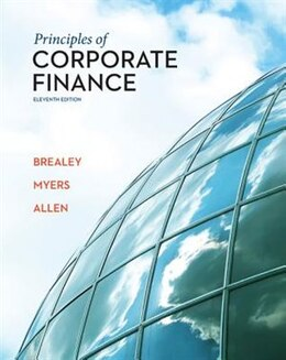 Book Principles of Corporate Finance by Richard Brealey