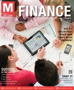 Book M: Finance by Marcia Cornett