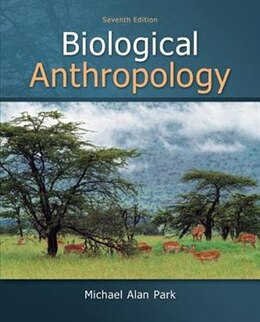 Book Biological Anthropology by Michael Park