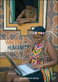 Book Window on Humanity: A Concise Introduction to General Anthropology by Conrad Kottak