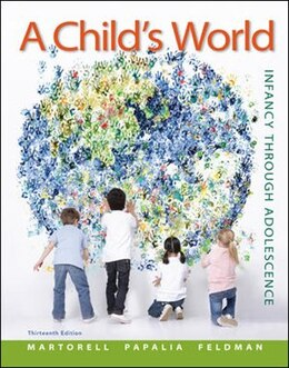 Book A Child's World: Infancy Through Adolescence by Gabriela Martorell