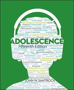 Book Adolescence by John Santrock