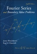 Book Fourier Series and Boundary Value Problems by James Brown