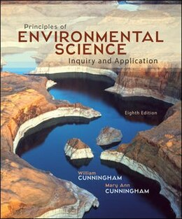 Book Principles of Environmental Science by William Cunningham