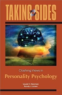 Taking Sides: Clashing Views in Personality Psychology: Clashing Views in Personality Psychology