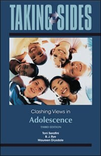 Book Taking Sides: Clashing Views in Adolescence by Toni Serafini