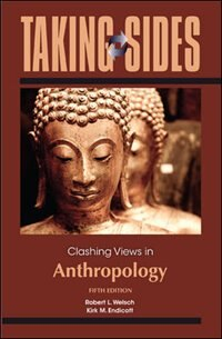 Book Taking Sides: Clashing Views in Anthropology by Robert Welsch