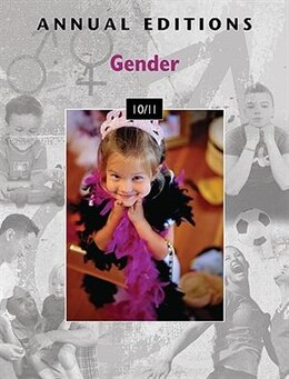 Book Annual Editions: Gender 10/11: Gender 10/11 by Bobby Hutchison