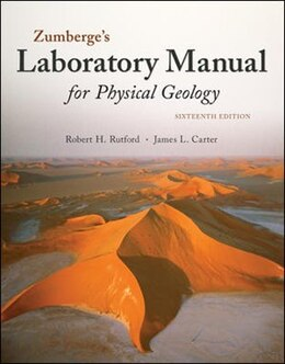 Book Laboratory Manual For Physical Geology by Robert Rutford