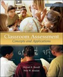 Book Classroom Assessment by Michael Russell