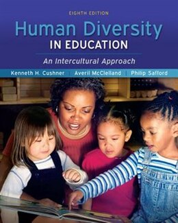Book Human Diversity in Education by Kenneth Cushner