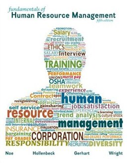 Book Fundamentals of Human Resource Management by Raymond Noe