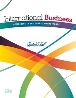 Book International Business: Competing in the Global Marketplace by Charles W. L. Hill