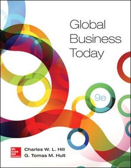 Book Global Business Today by Charles W. L. Hill